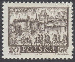 Historyczne miasta polskie - 1046