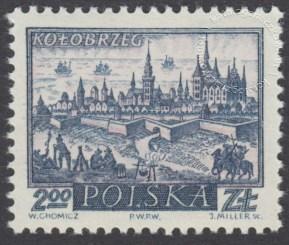 Historyczne miasta polskie - 1057