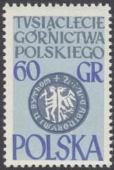 Tysiąclecie górnictwa polskiego - 1125