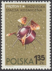 Badania kosmosu - 1585