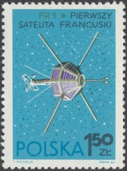 Badania kosmosu - 1586