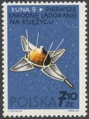 Badania kosmosu - 1589