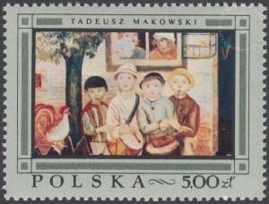 Malarstwo polskie - 1723