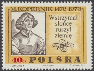 500 rocznica urodzin Mikołaja Kopernika - 1778