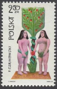 Polska rzeźba ludowa - 1828