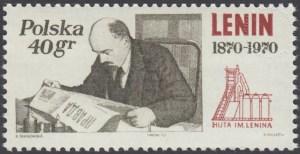 100 rocznica urodzin Włodzimierza Lenina - 1849