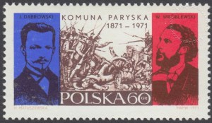 100 rocznica Komuny Paryskiej - 1919
