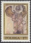 Polskie odkrycia archeologiczne - freski z Faras - 1925