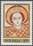 Polskie odkrycia archeologiczne - freski z Faras - 1927