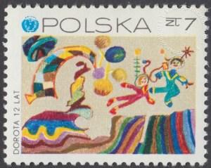 25 rocznica powstania UNICEF - 1939