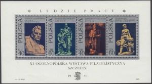 XI Ogólnopolska Wystawa Filatelistyczna w Szczecinie - Blok 41