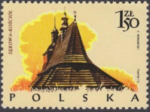 Polskie budownictwo drewniane - 2155