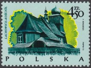 Polskie budownictwo drewniane - 2157