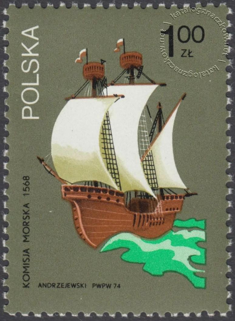 Sławne polskie żaglowce – 2170