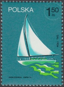 Sławne polskie żaglowce - 2171