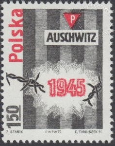 30 rocznica wyzwolenia obozu koncentracyjnego w Oświęcimiu - 2215
