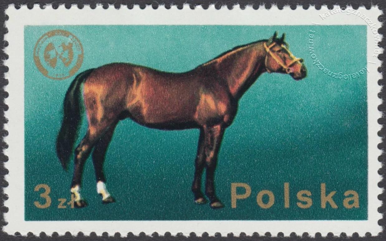 26 Zjazd Europejskiej Federacji Zootechnicznej w Warszawie znaczek nr 2235