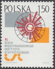 40 Sesja Międzynarodowego Instytutu Statystycznego w Warszawie - 2249