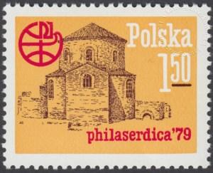 Światowa Wystawa Filatelistyczna Philaserdica 79 w Sofii - 2481