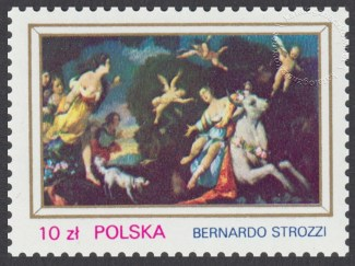 Europejskie Wystawy Filatelistyczne - 2495