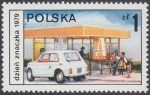 Dzień Znaczka - postęp pocztowy - 2503