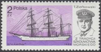 Z tradycji szkolnictwa morskiego - 2552