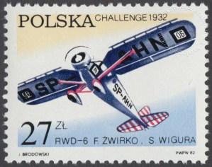 50 lecie zwycięstwa polskich lotników - Challenge - 2658