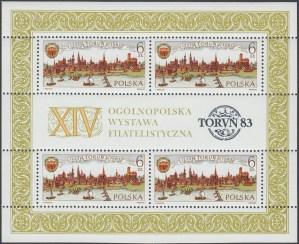 750-lecie nadania praw miejskich Toruniowi - Blok 78