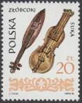 Polskie ludowe instrumenty muzyczne - 2834