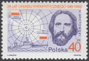 25 lat Układu Antarktycznego - 2886