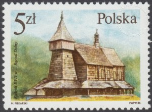 Polskie budownictwo drewniane - 2913