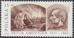 150 rocznica urodzin Artura Grottgera - 2940