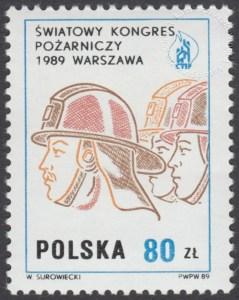 Światowy Kongres Pożarniczy w Warszawie - 3064