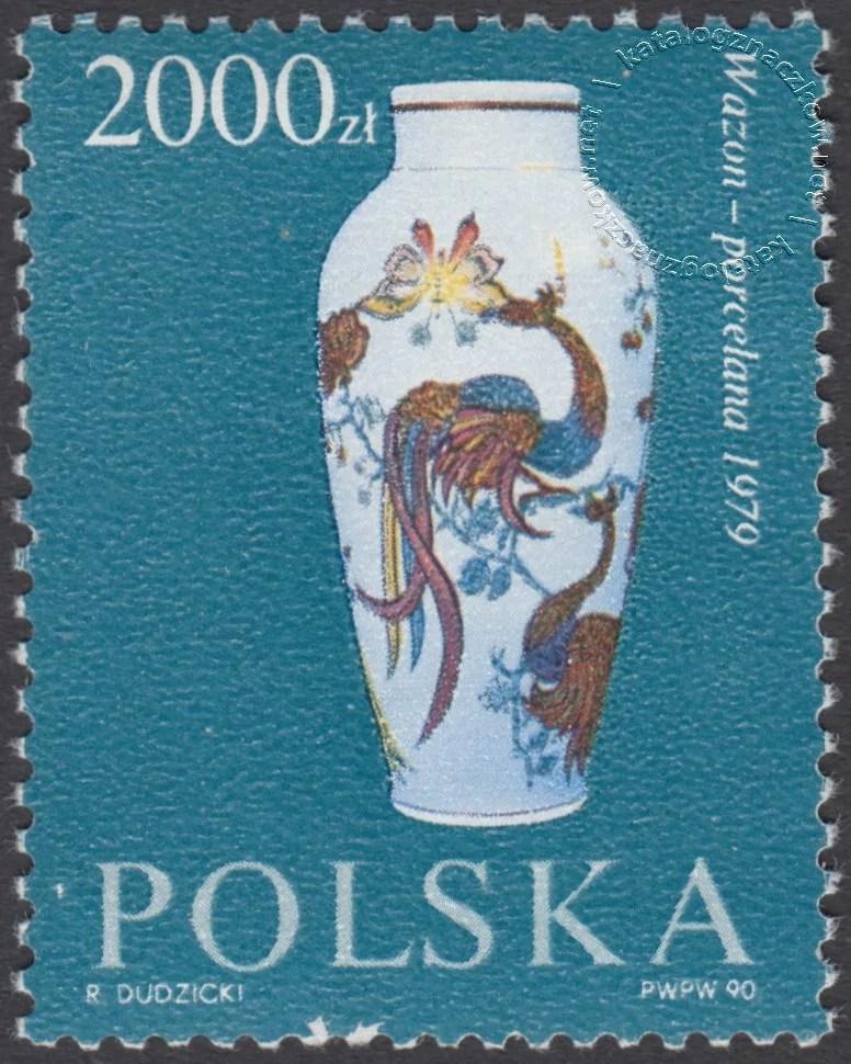 200 lat Zakładów porcelany w Ćmielowie znaczek nr 3145