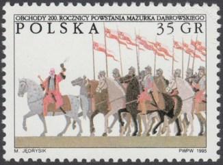 Obchody 200 rocznicy powstania Mazurka Dąbrowskiego - 3400