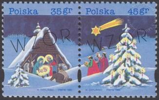 Boże Narodzenie - WZÓR - W3417-341