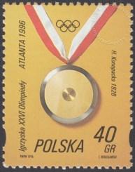XXVI Igrzyska Olimpijskie w Atlancie - 3457