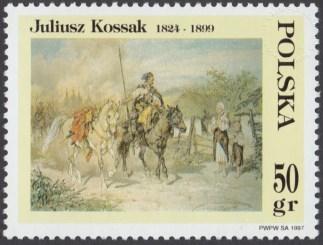 Malarstwo Juliusza Kossaka - 3514
