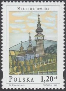 Malarstwo Nikifora - 3571