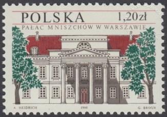 Pałac Mniszchów w Warszawie - 3581