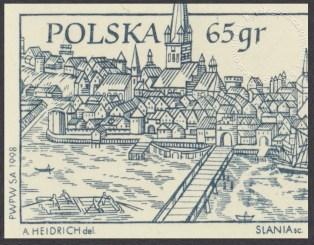 XVII Zjazd Polskiego Związku Filatelistów - 3576A