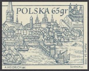 XVII Zjazd Polskiego Związku Filatelistów - 3577A