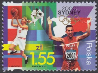 Igrzyska XXVII Olimpiady Sydney 2000 - 3709