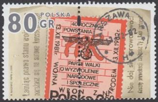 Stan wojenny a poczta - 3726