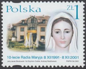 10-lecie Powstania Radia Maryja - 3798A
