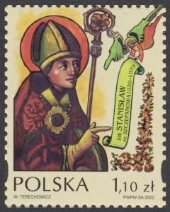 Święci polscy i europejscy - 3857