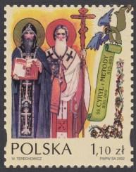 Święci polscy i europejscy - 3861