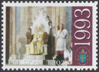 25 rocznica pontyfikatu Ojca Świętego Jana Pawła II - 3883