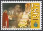 25 rocznica pontyfikatu Ojca Świętego Jana Pawła II - 3887