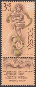 10 Konferencja rządowych producentów znaczków pocztowych - 3957